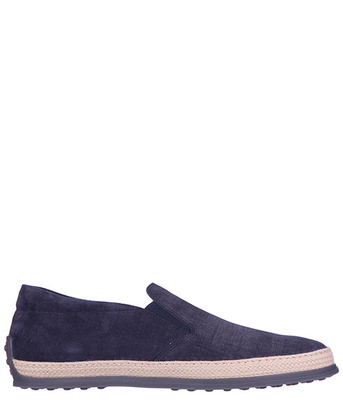 Slip on shoes Tod's XXM0TV0K900BV8U801 blu