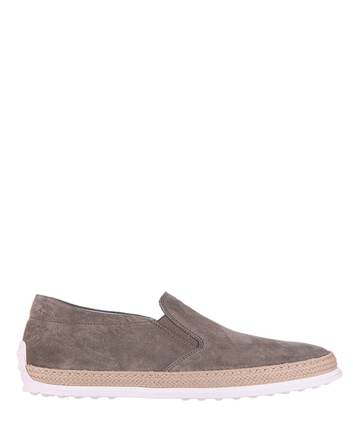 Slip-on shoes Tod's XXM0TV0K900RE0C405 beige