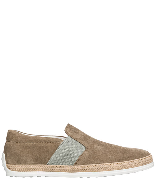 Slip-on shoes Tod's XXM0TV0V530RE0C405 torba