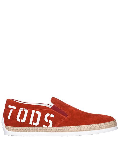 Slip on shoes Tod's XXM0TV0Y090RE0R402 rubino