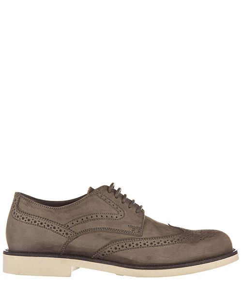 Lace up shoes Tod's XXM0WP00C10FL1B208 argilla