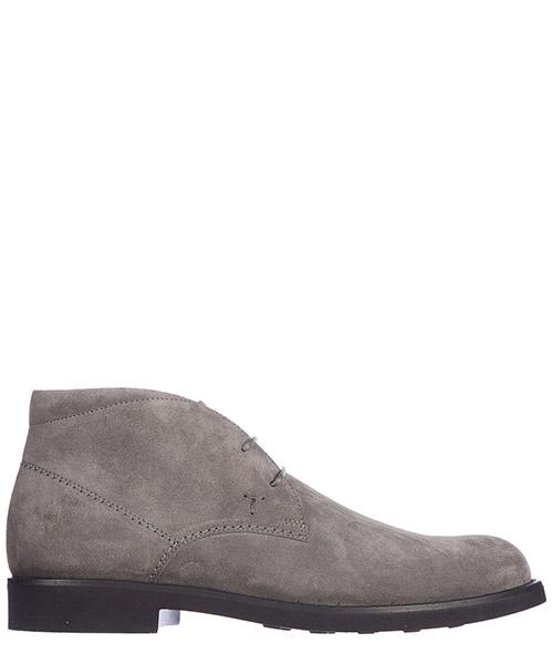 ботинки мужские замшевые gomma light