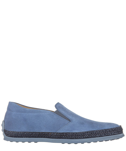 Slip on shoes Tod's XXM0YB0K900RE0U218 blu