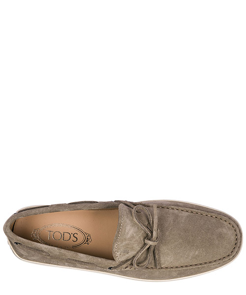 Men's suede loafers moccasins marlin hyannisport secondary image