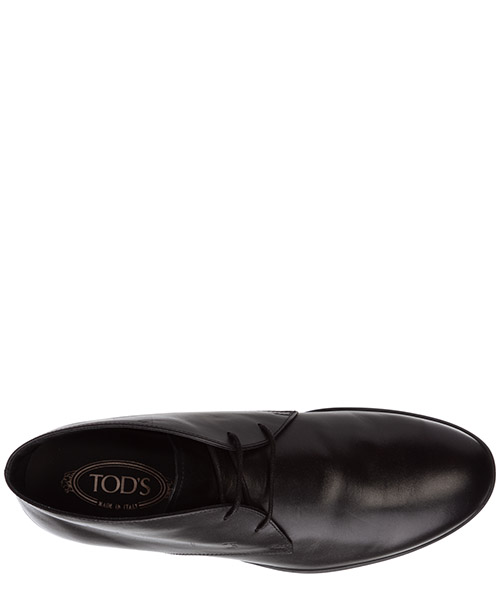 Polacchine stivaletti scarpe uomo pelle secondary image