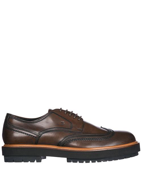 Lace up shoes Tod's XXM0ZW0V270D9CS801 cacao