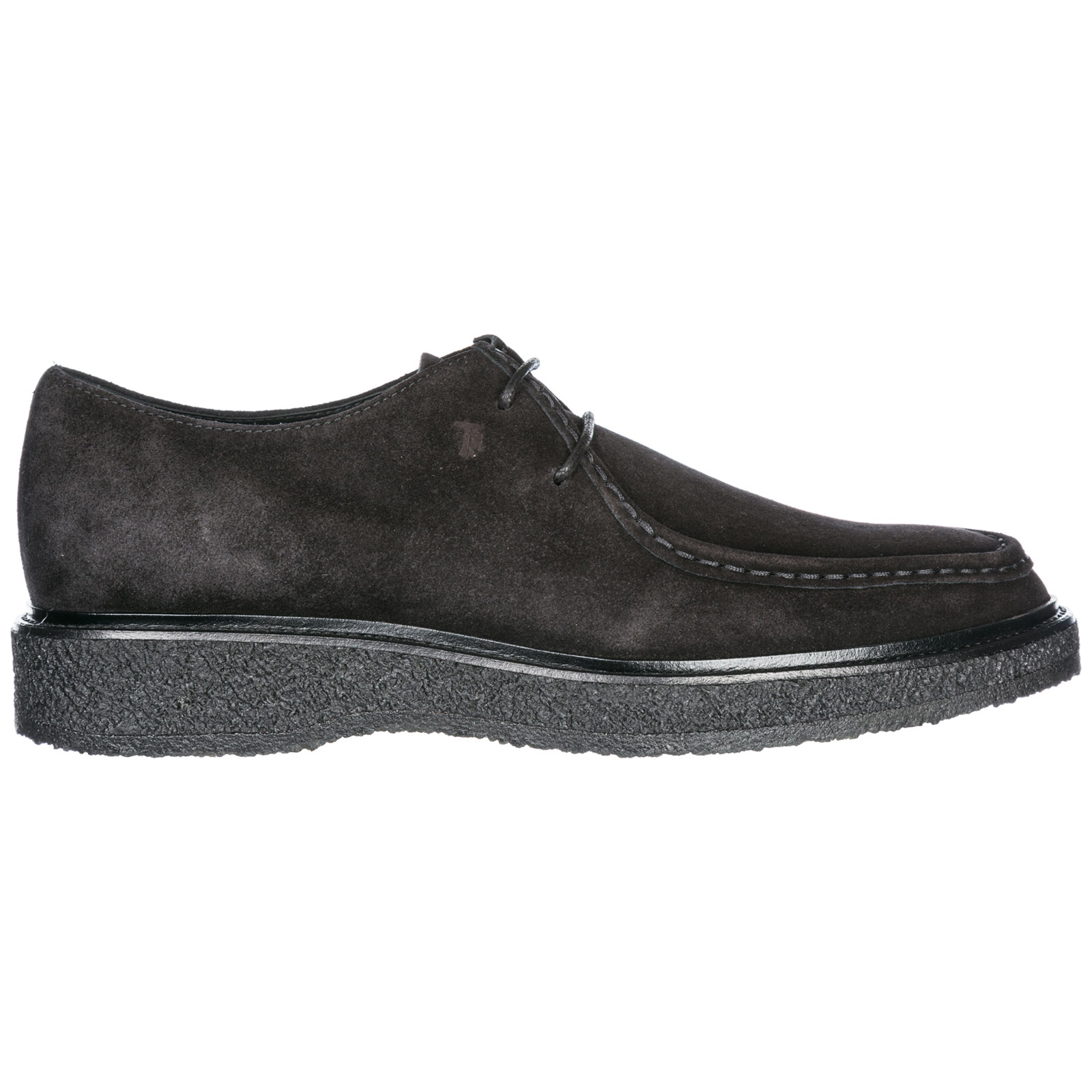 Men's classic suede lace up laced formal shoes
