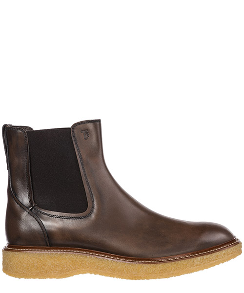 Bottines Tod's XXM16B00P20D9CS801 marrone