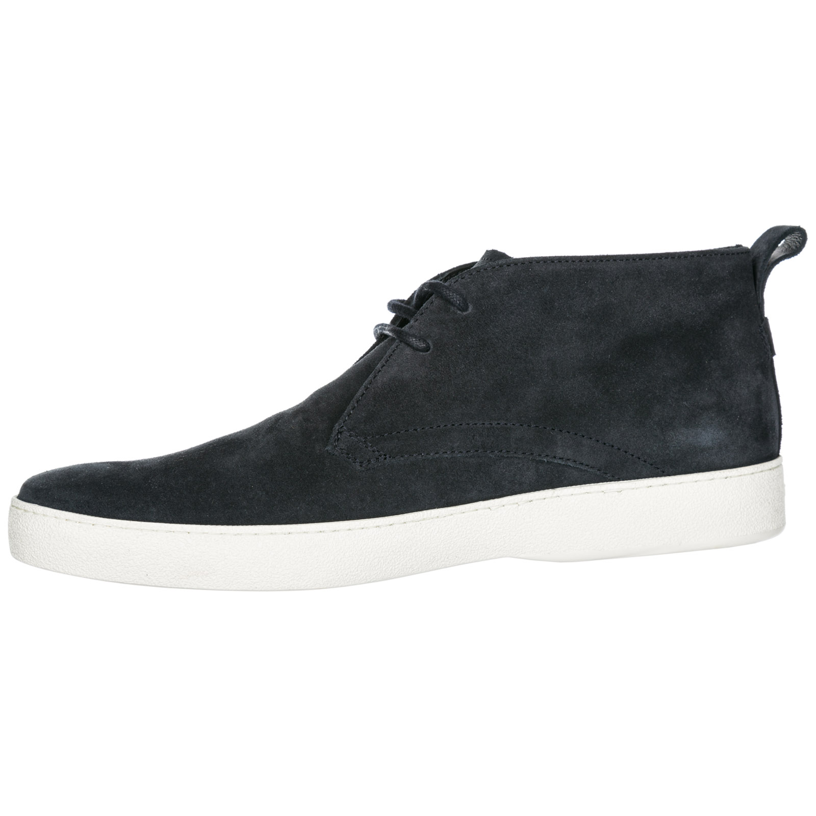 Men's suede desert boots lace up ankle boots gomma casual