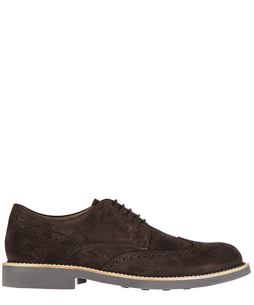 Lace-up shoes Tod's - XXM24A00C10RE0S800 testa di moro