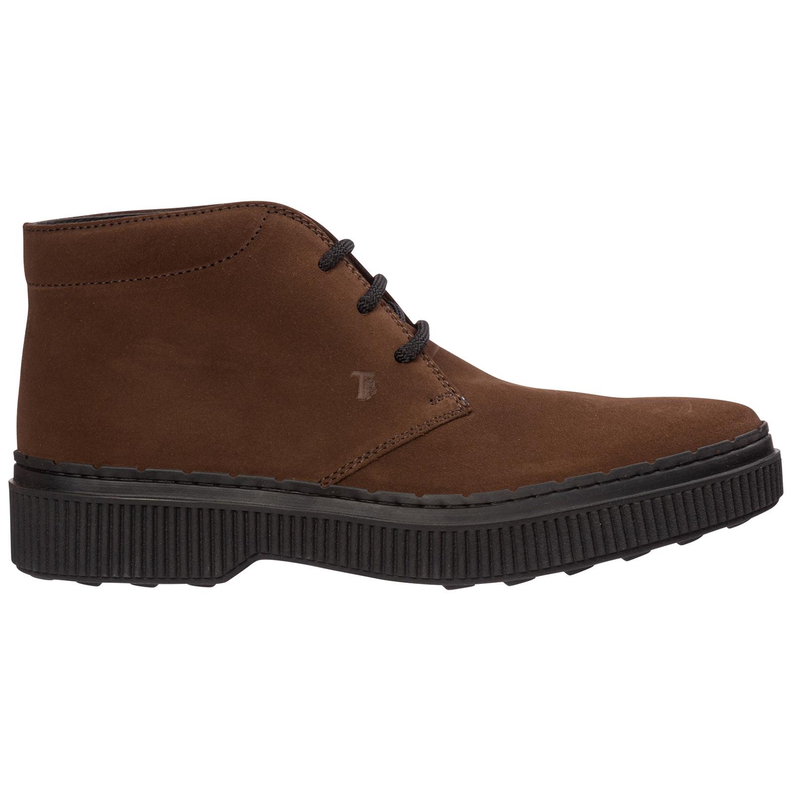 premium selection 88af2 2c0b0 Polacchine stivaletti scarpe uomo camoscio