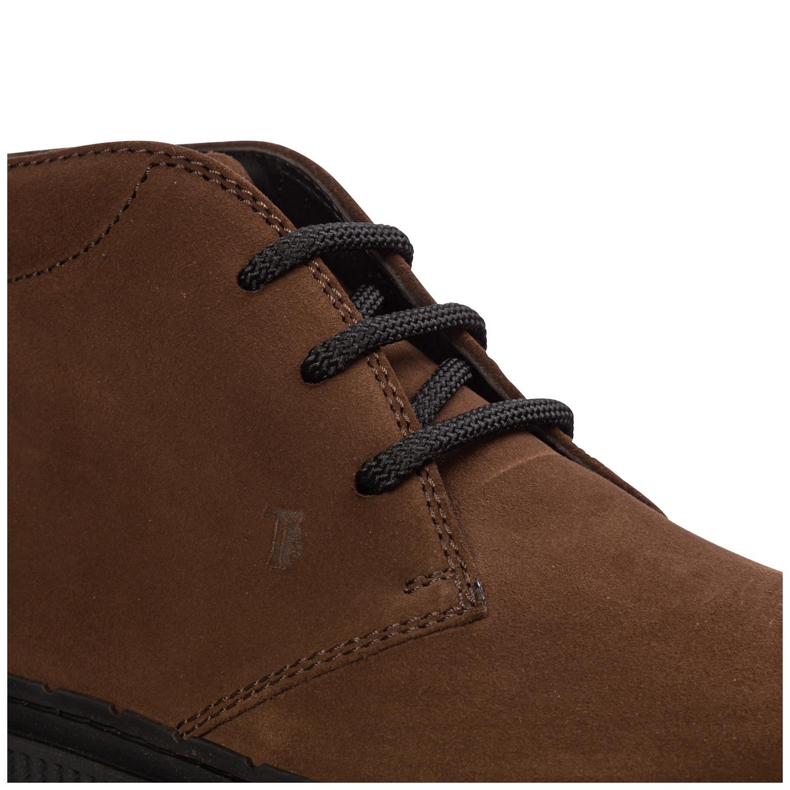 selezione premium cfa1b 19ff8 Polacchine stivaletti scarpe uomo camoscio