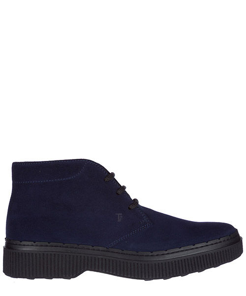 Scarpe polacchine Tod's XXM39A00D80HSEU618 blu