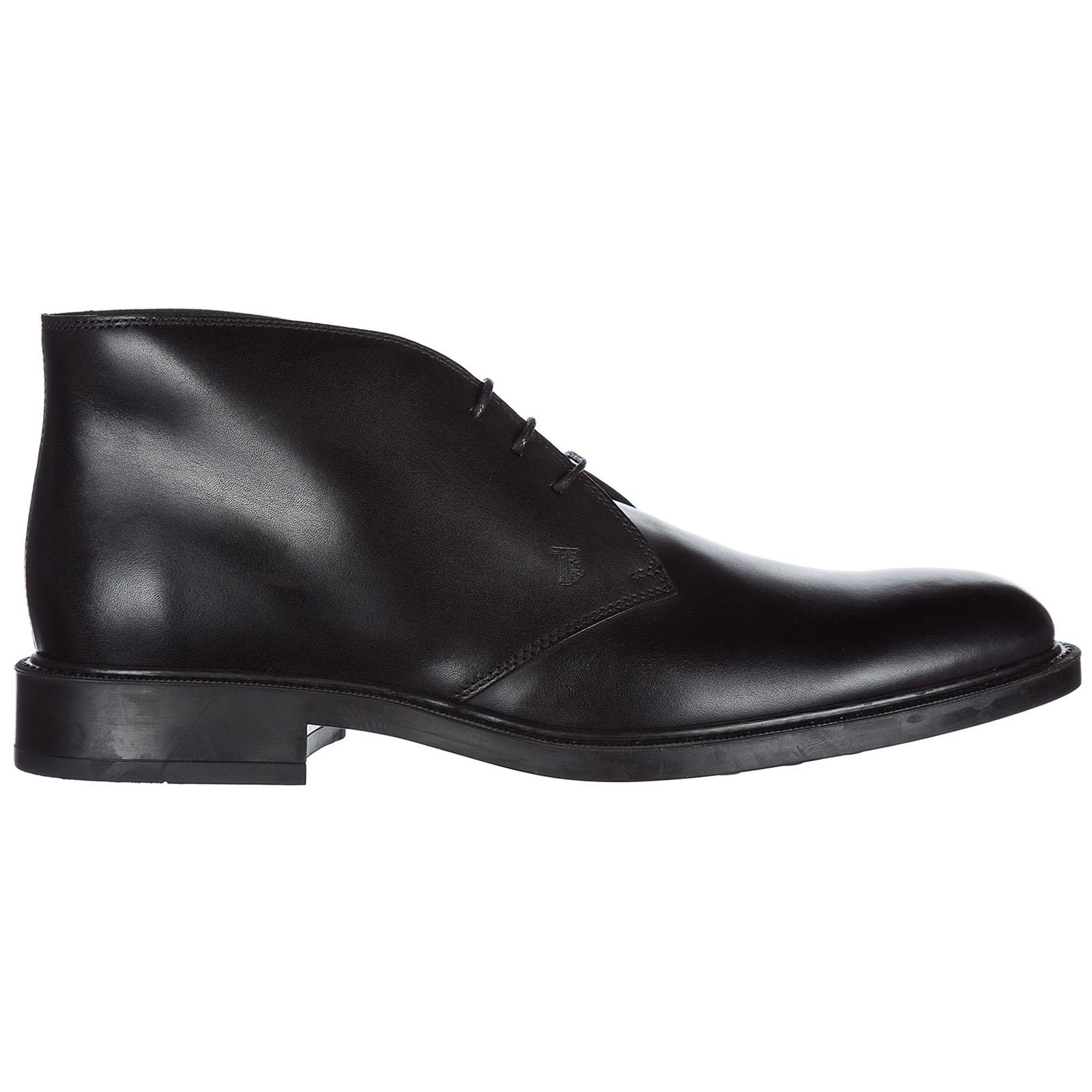 Aclaramiento De Ebay Tod's lace-up ankle boots - Nero Nuevo Y De Moda Populares Barato iP0ZhHNyF