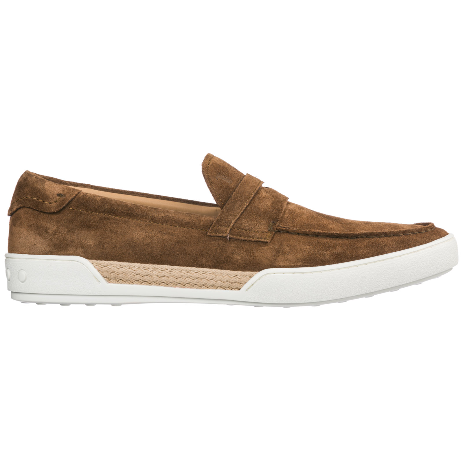 Tod's Shoes Men's suede loafers moccasins