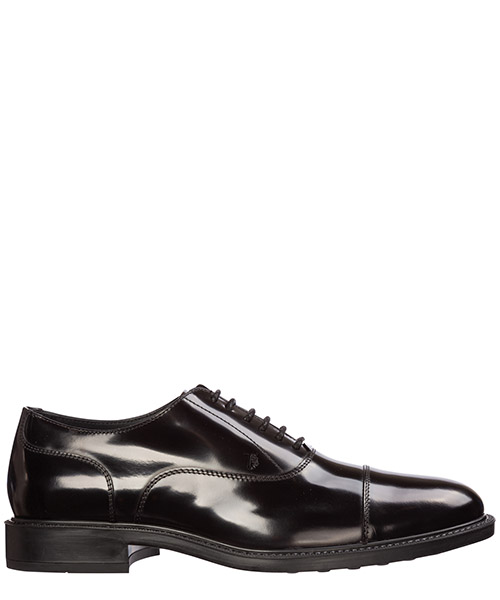 Lace-up shoes Tod's xxm45a00n50aktb999 nero
