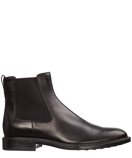 Ankle boots Tod's xxm45a00p20d90b999 nero