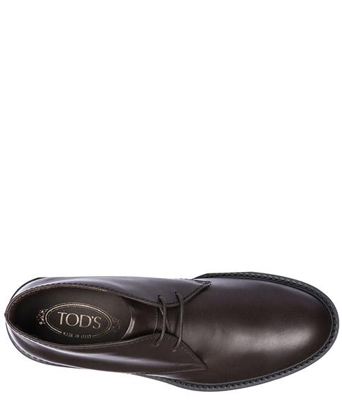 Botines zapatos por hombre en piel secondary image