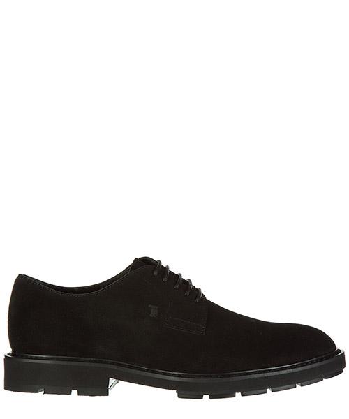 Lace-up shoes Tod's xxm46a0h370hseb999 nero