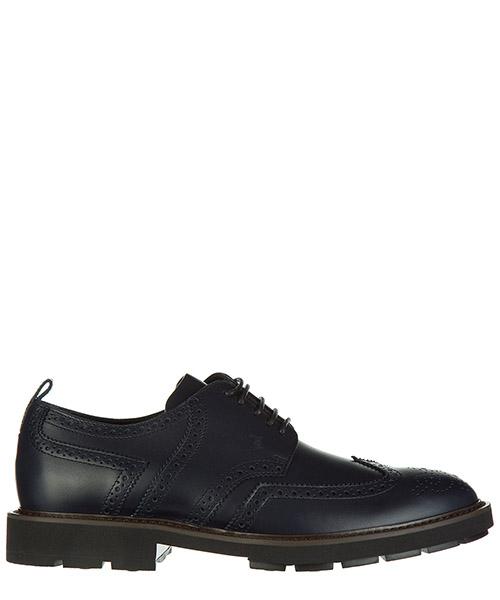 Lace up shoes Tod's XXM46A0U180VADU805 blu
