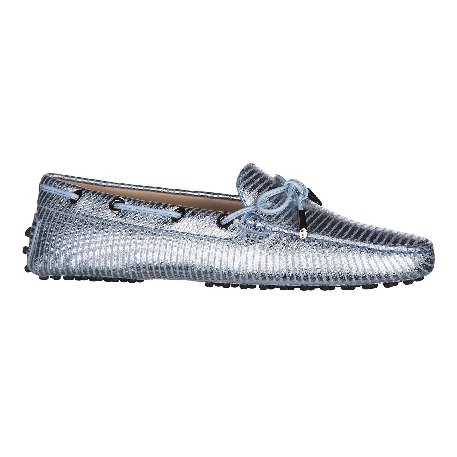 Women's leather loafers moccasins  heaven laccetto