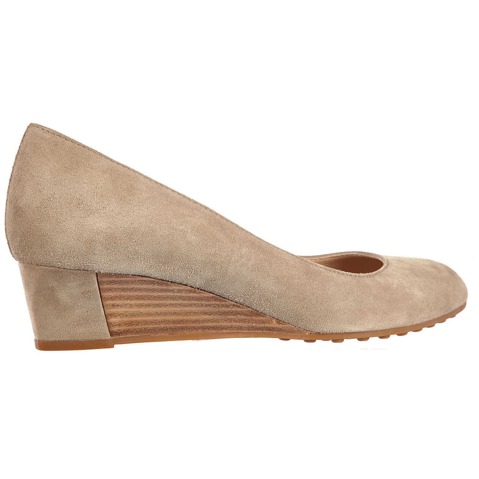 Women's suede shoes wedges sandals corda