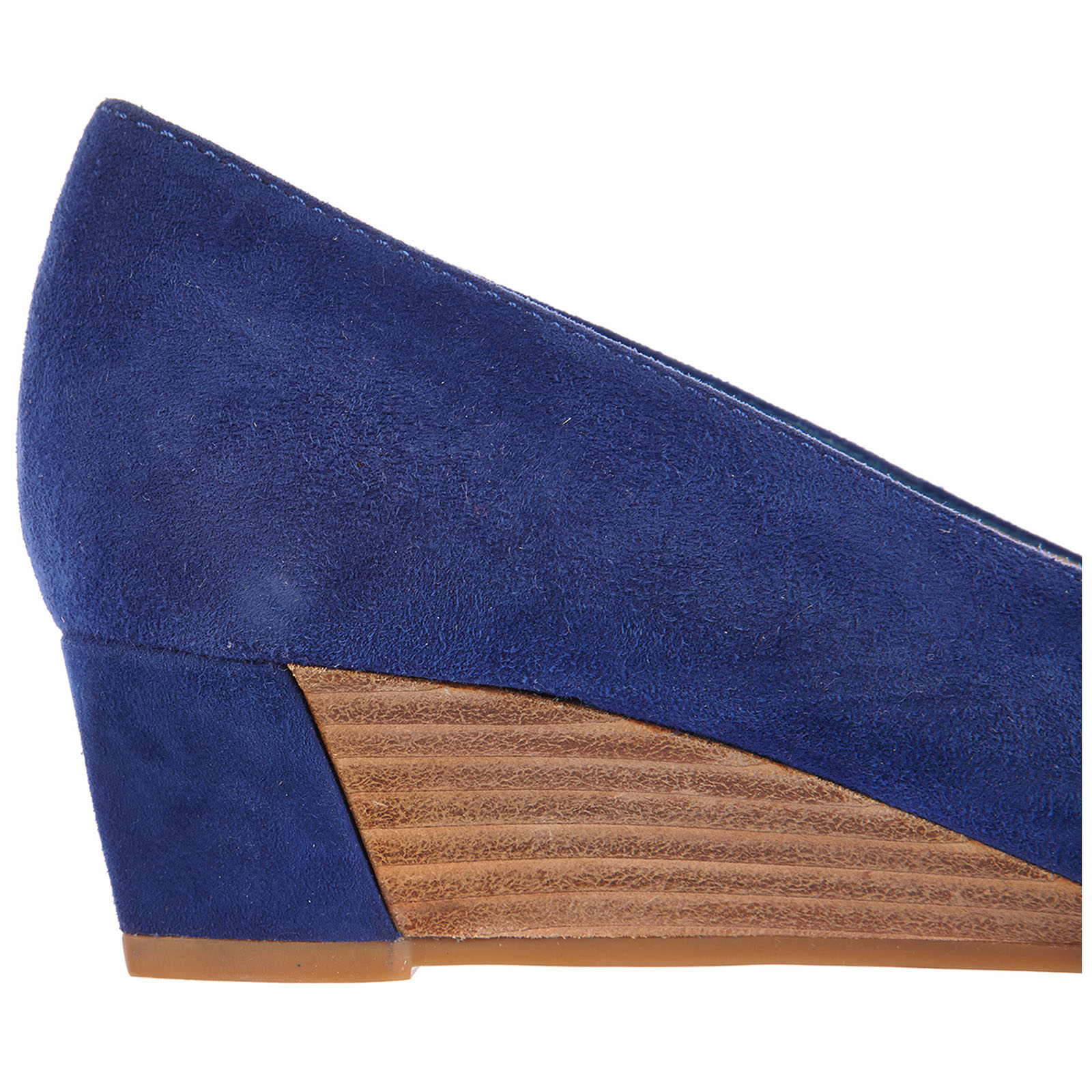 Women's suede shoes wedges sandals