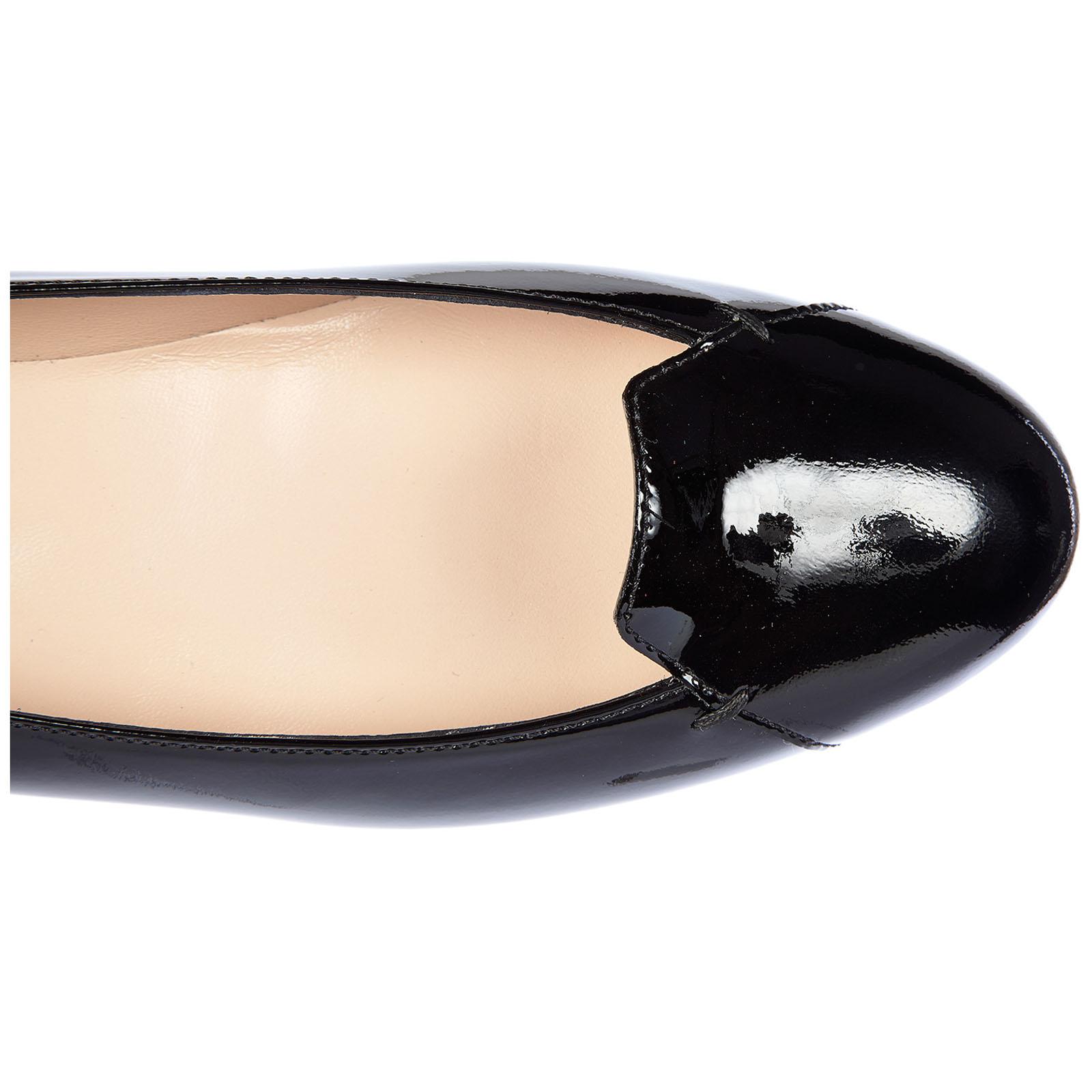 Women's leather ballet flats ballerinas  gomma uk