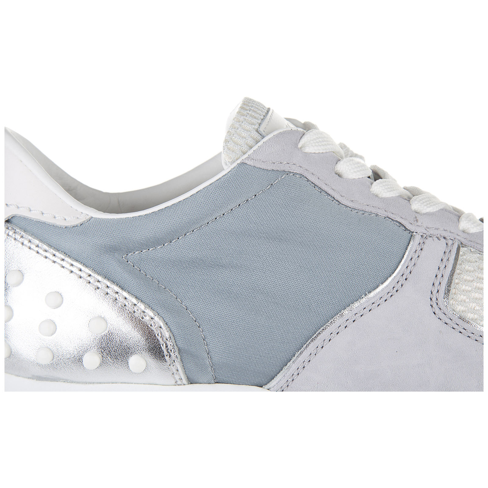 Zapatos zapatillas de deporte mujer en ante sportivo yo allacciata