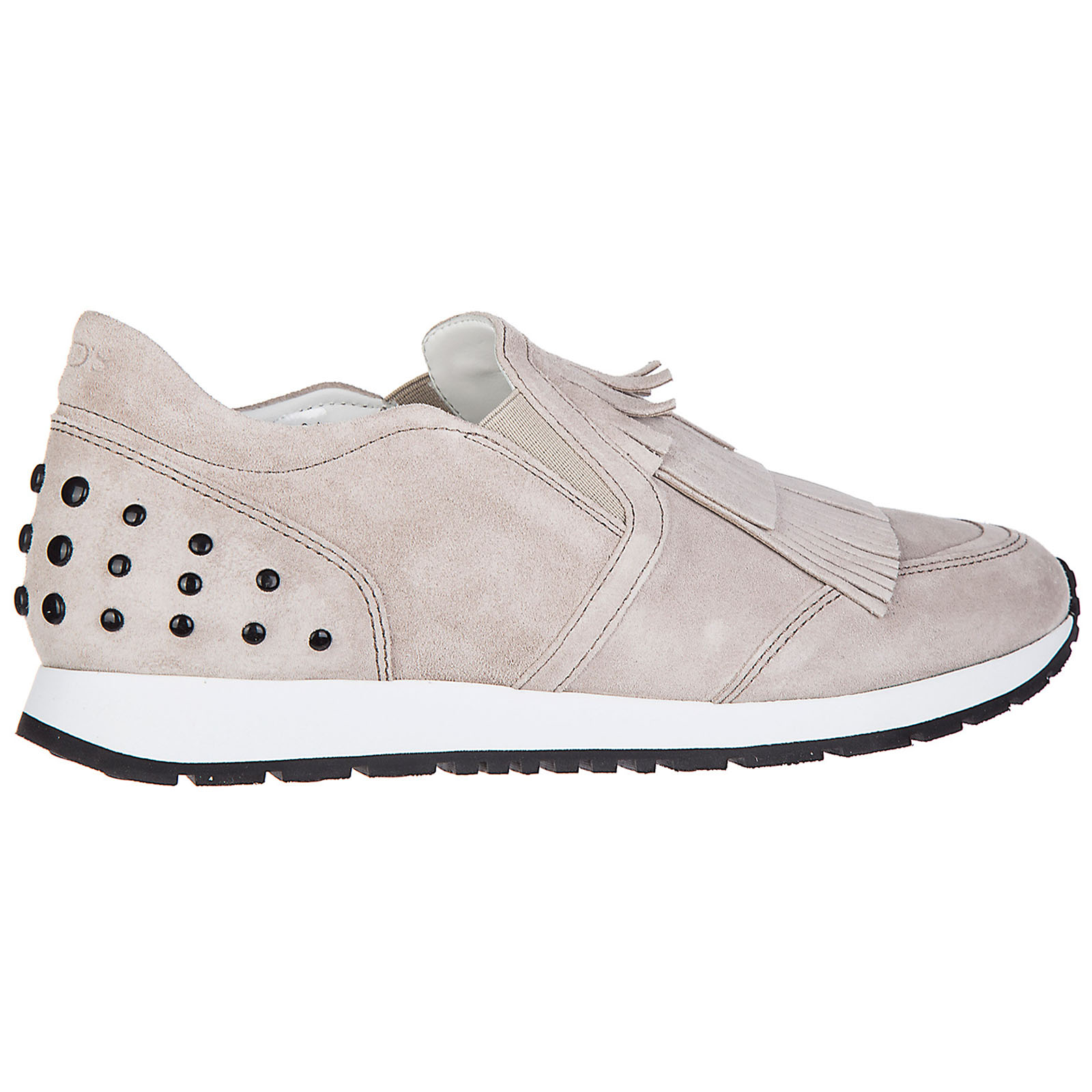 Women's suede slip on sneakers  sportivo