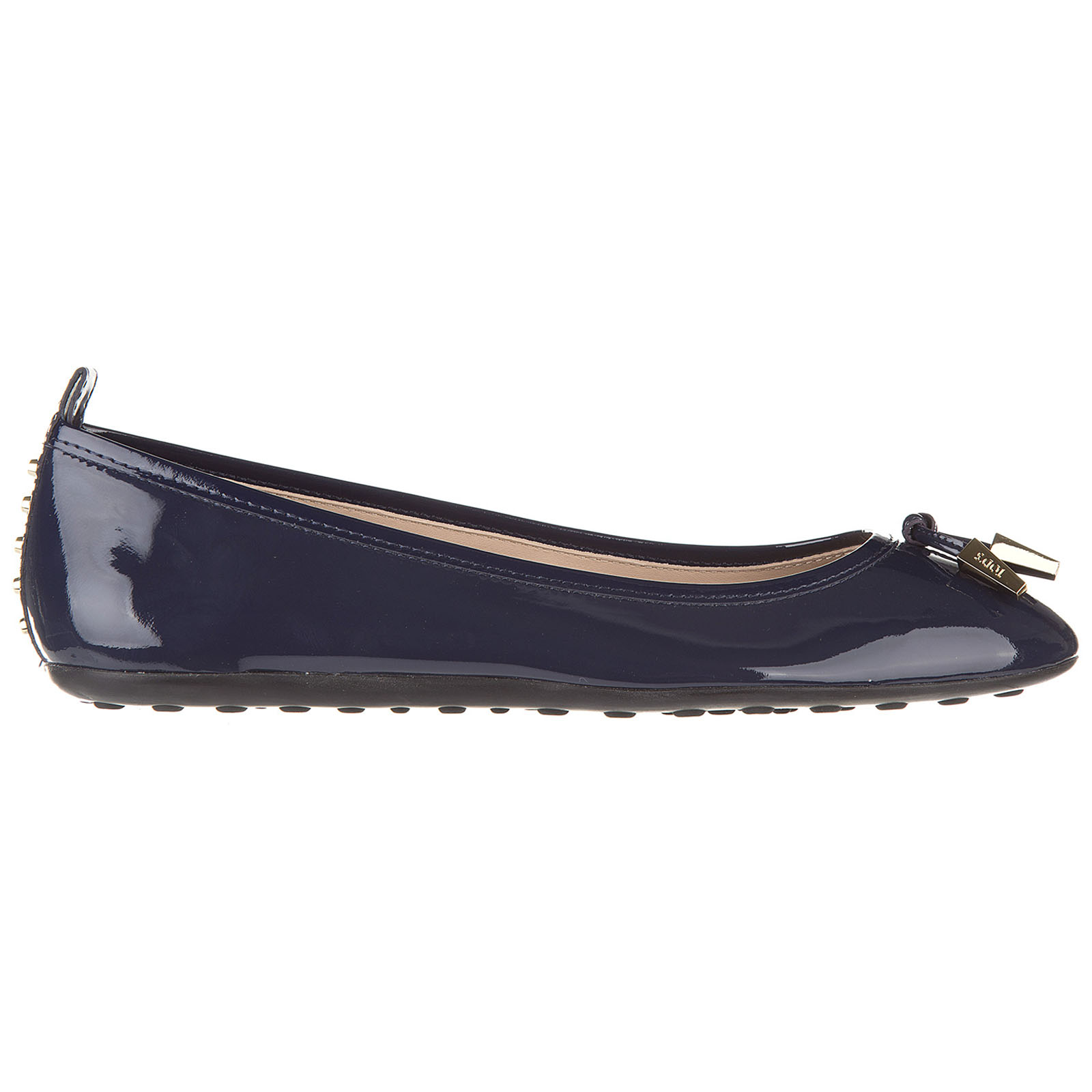 Damen leather ballet flats ballerinas