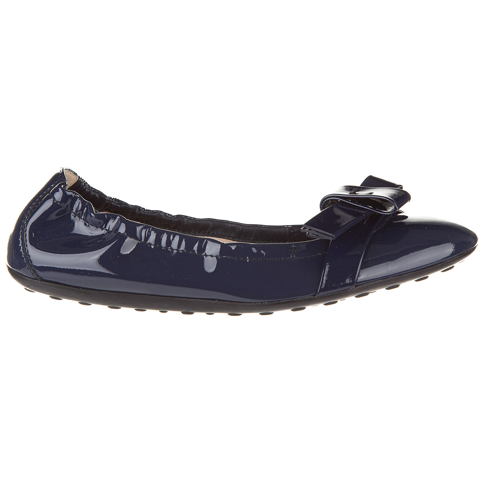 Damen leather ballet flats ballerinas  des yh bow