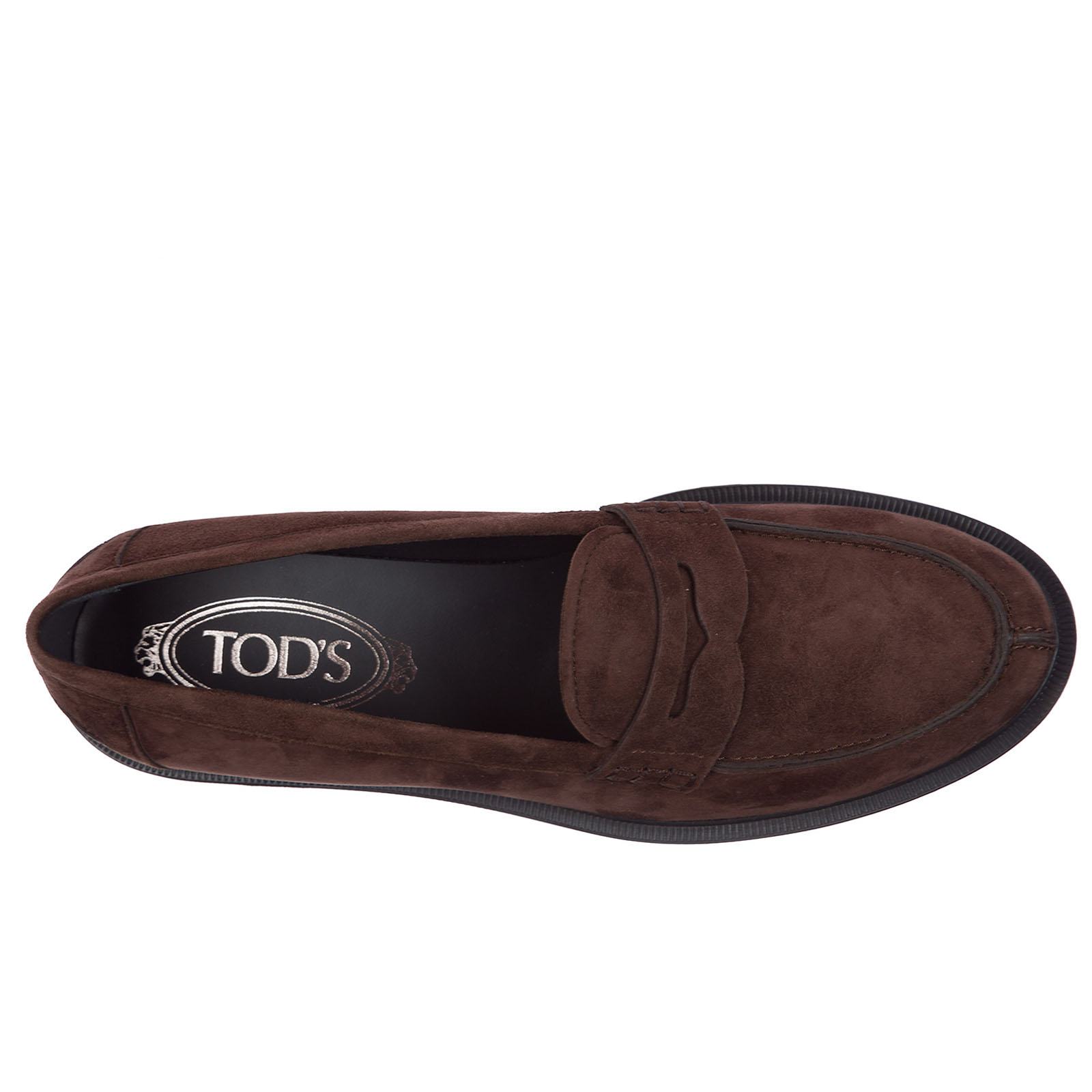 Damen wildleder mokassins slipper