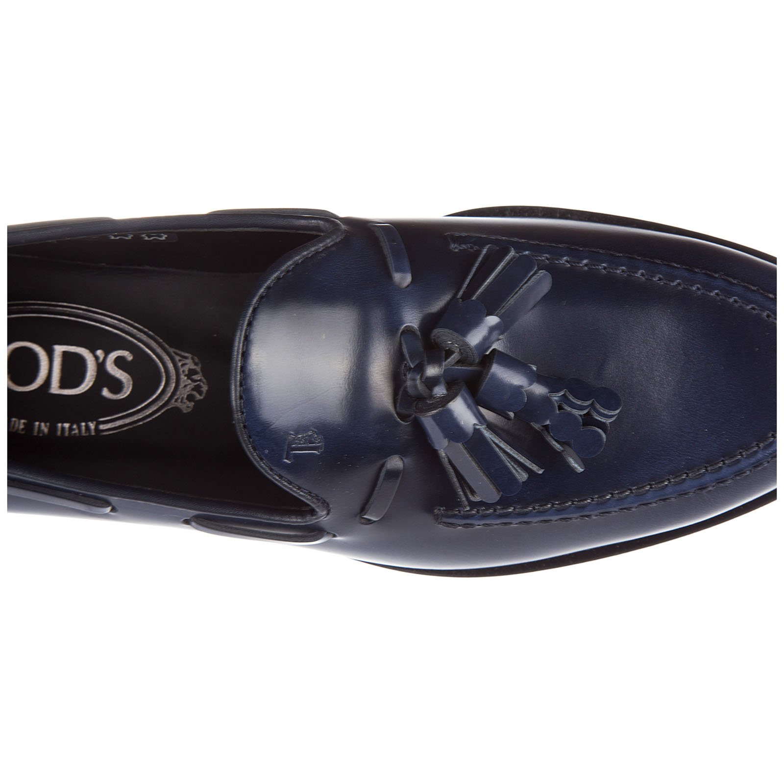 Damen leder mokassins slipper  xl
