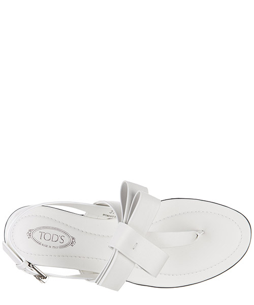 Women's leather sandals secondary image