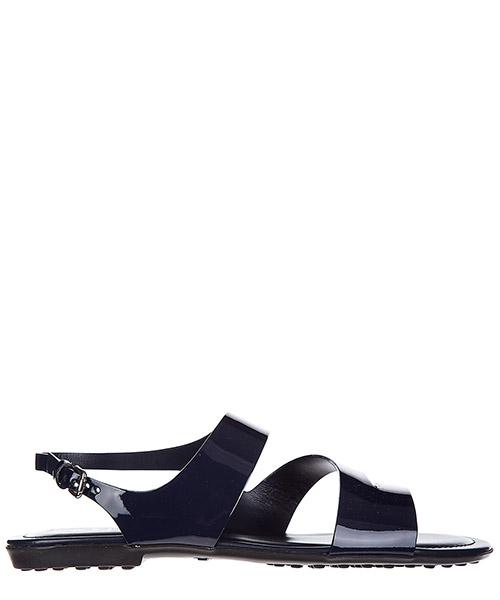 Sandales femme en cuir
