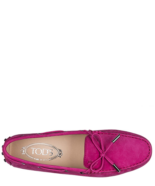 Women's suede loafers moccasins heaven secondary image