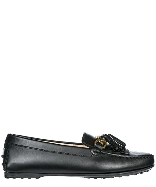 Мокасины Tod's City Gommino XXW0LU0AA90NB5B999 nero