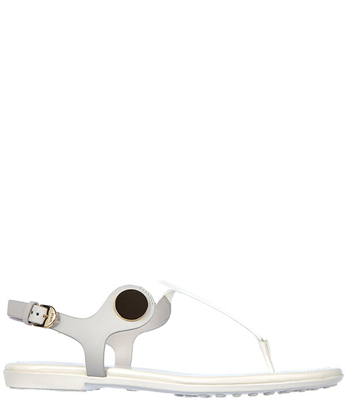 T-bar sandals Tod's xxw0ov0m620v2i077q bianco