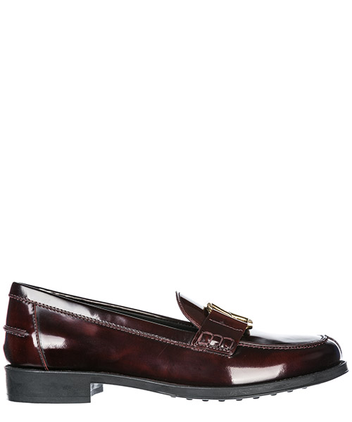 Mocasines Tod's double t xxw0ru0ai90shar810 mosto