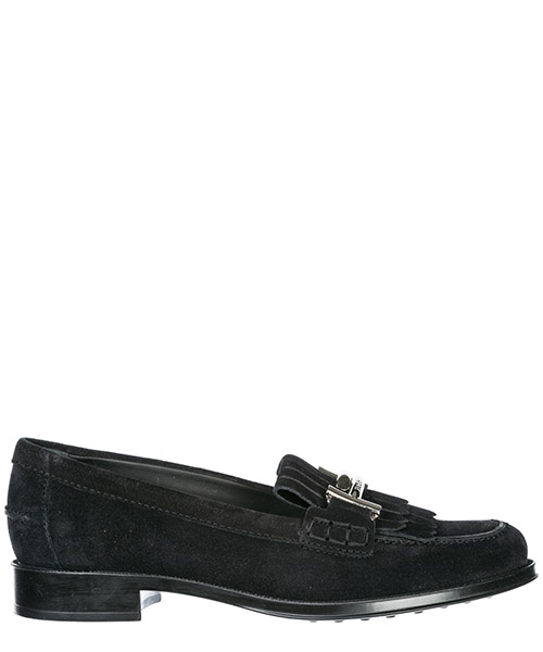 Moccasins Tod's Double T XXW0RU0U680RE0B999 nero