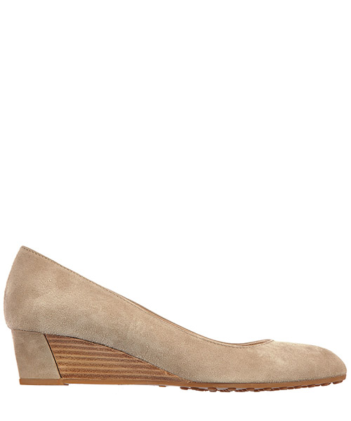 Wedge sandals Tod's XXW0SF0I320HR0C803 beige