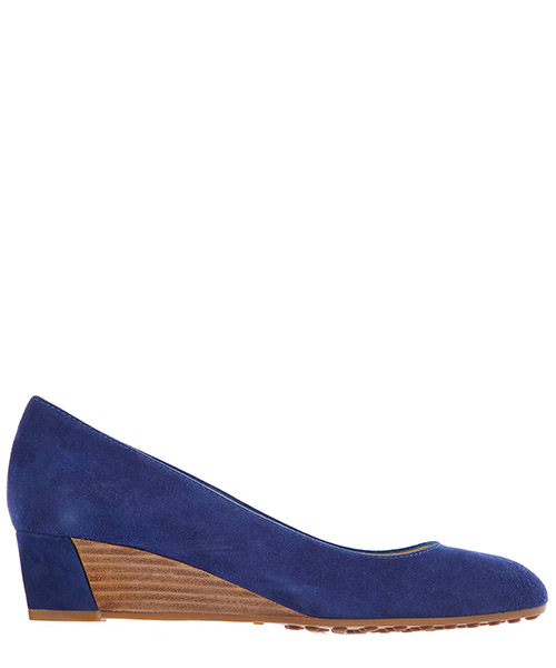 Wedge sandals Tod's XXW0SF0I320HR0U605 blu