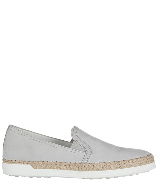 Slip on shoes Tod's XXW0TV0J97006SB219 grigio