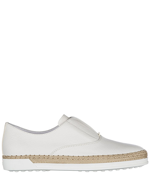 Slip-on Tod's xxw0tv0j9805j1b015 bianco