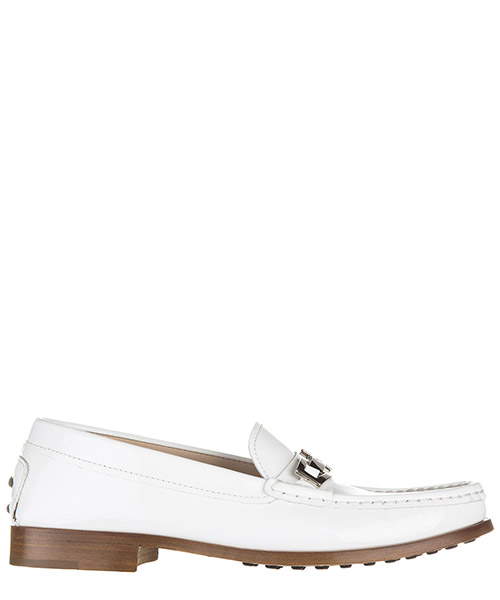 Moccasins Tod's XXW0VN0P690OW0B001 bianco