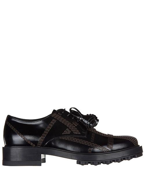 Высокие каблуки Tod S XXW0XM0R920SSPB999 nero