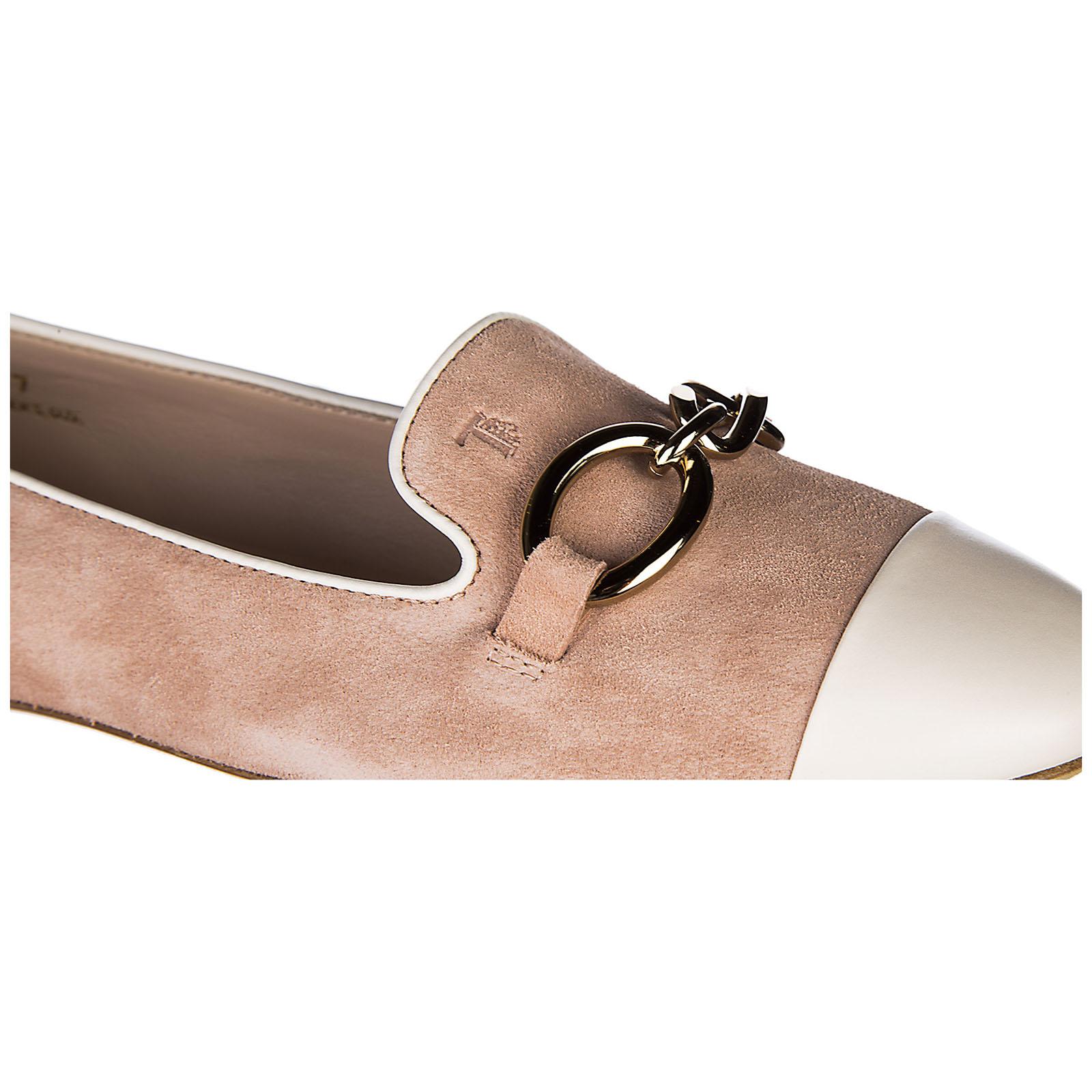 балетки женские замшевые cuoio catena puntina