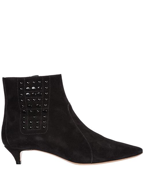 Heeled ankle boots Tod's XXW17B0Z770HR0B999 nero