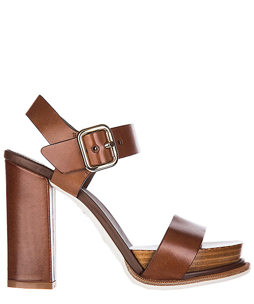 Sandalen Tod's xxw18a0t420aofs801 cacao